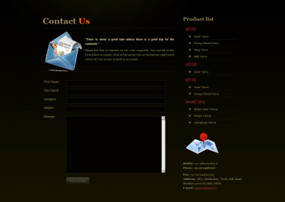 Business Website (Html)