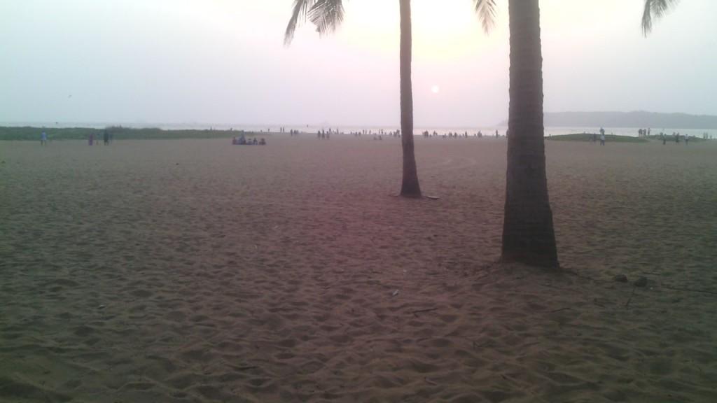 Miramar Beach Panaji