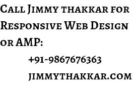 AMP & Responsive Website Design