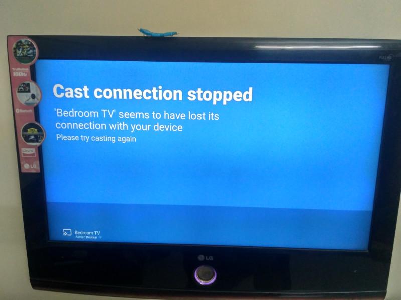 SOLVED] Chromecast Casting Issue | JimmyThakkar com