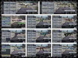 Call Of Duty Mobile guns
