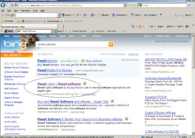 Bing SEO Ranking