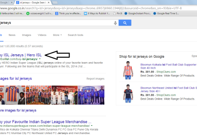 Google Rank 1