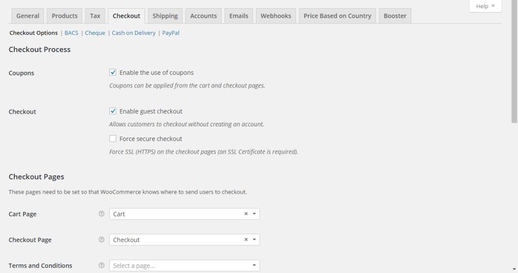 Ecommerce website features by Jimmy Thakkar